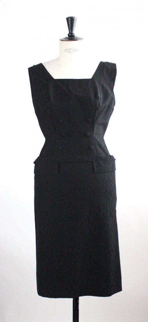 Husson Soeurs Paris Couture Suit, 1950s