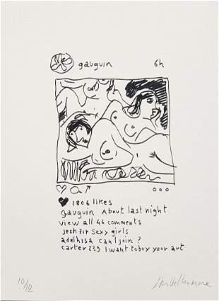 JeanPhilippe Delhomme Gauguins Instagram