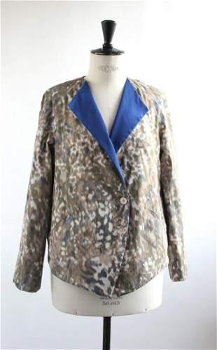 Anne Valerie Hash Reversible Taffeta Jacket 2010s
