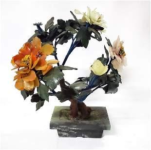 Chinese Jade Tree 20th century
