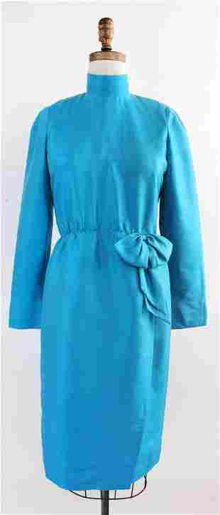 Rosemarie Amacher Haute Couture Dress 1980s