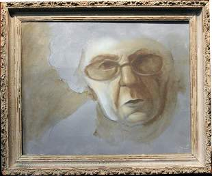 Yishai Minkin b1972 Elderly Woman