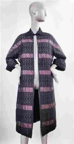Jeannette Haute Couture Evening Coat, 1950s