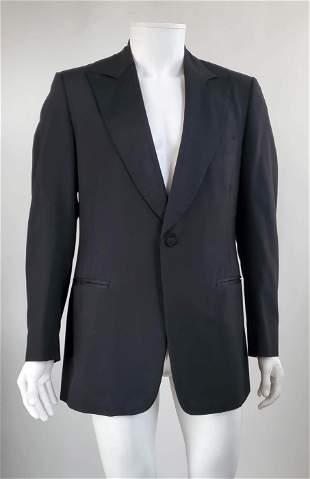 Broadway Tailors Custom Made Tuxedo Jacket, 1970s