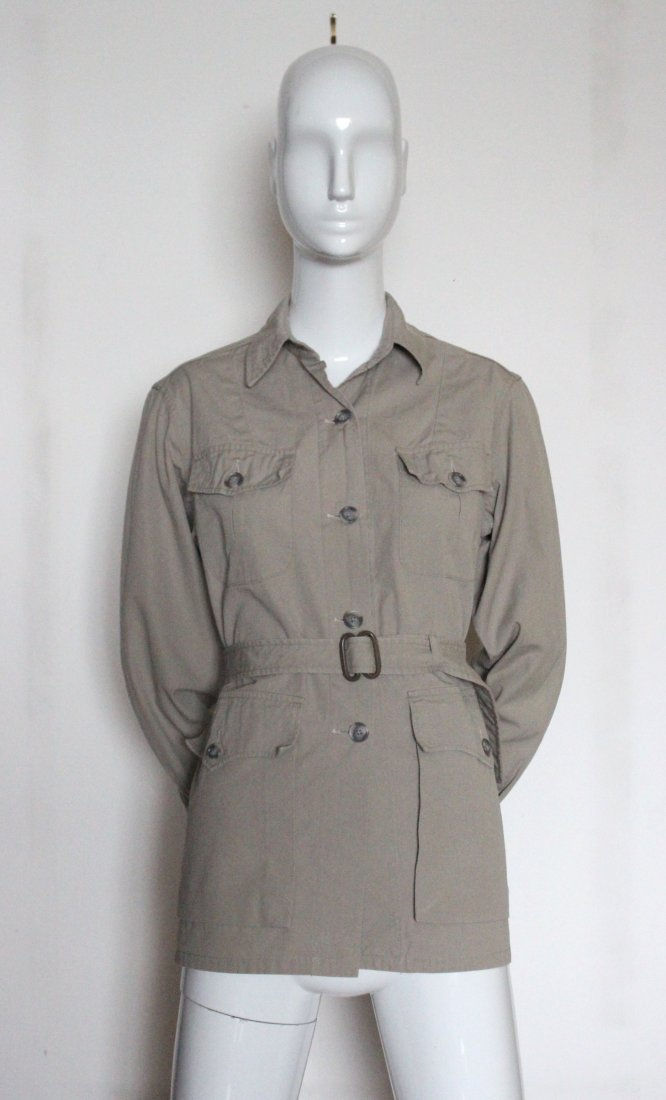 Abercrombie & Fitch Safari Jacket, late 1960's