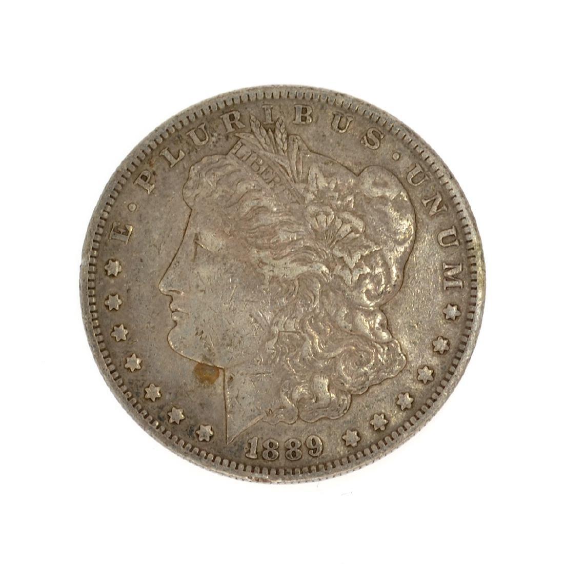 1889-S Morgan Dollar Coin