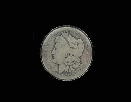 42: GOV: 1883-O Silver Dollar - Morgan, COLLECTABLE!!