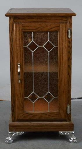Wood Slot Machine Stand Size 34'''' T-P-