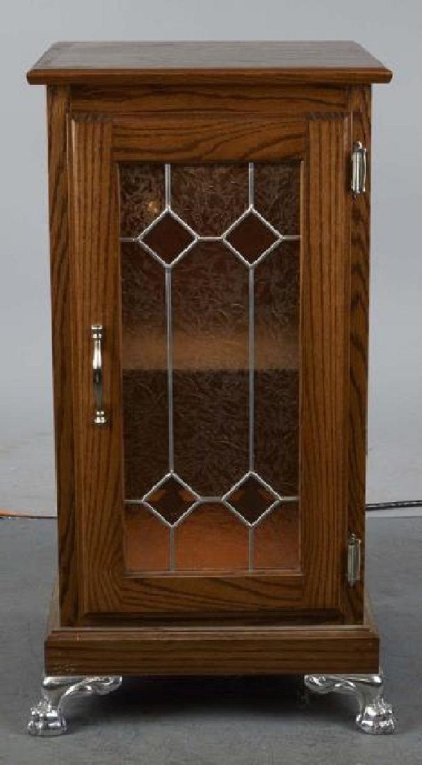 Wood Slot Machine Stand Size 34'''' T-P-