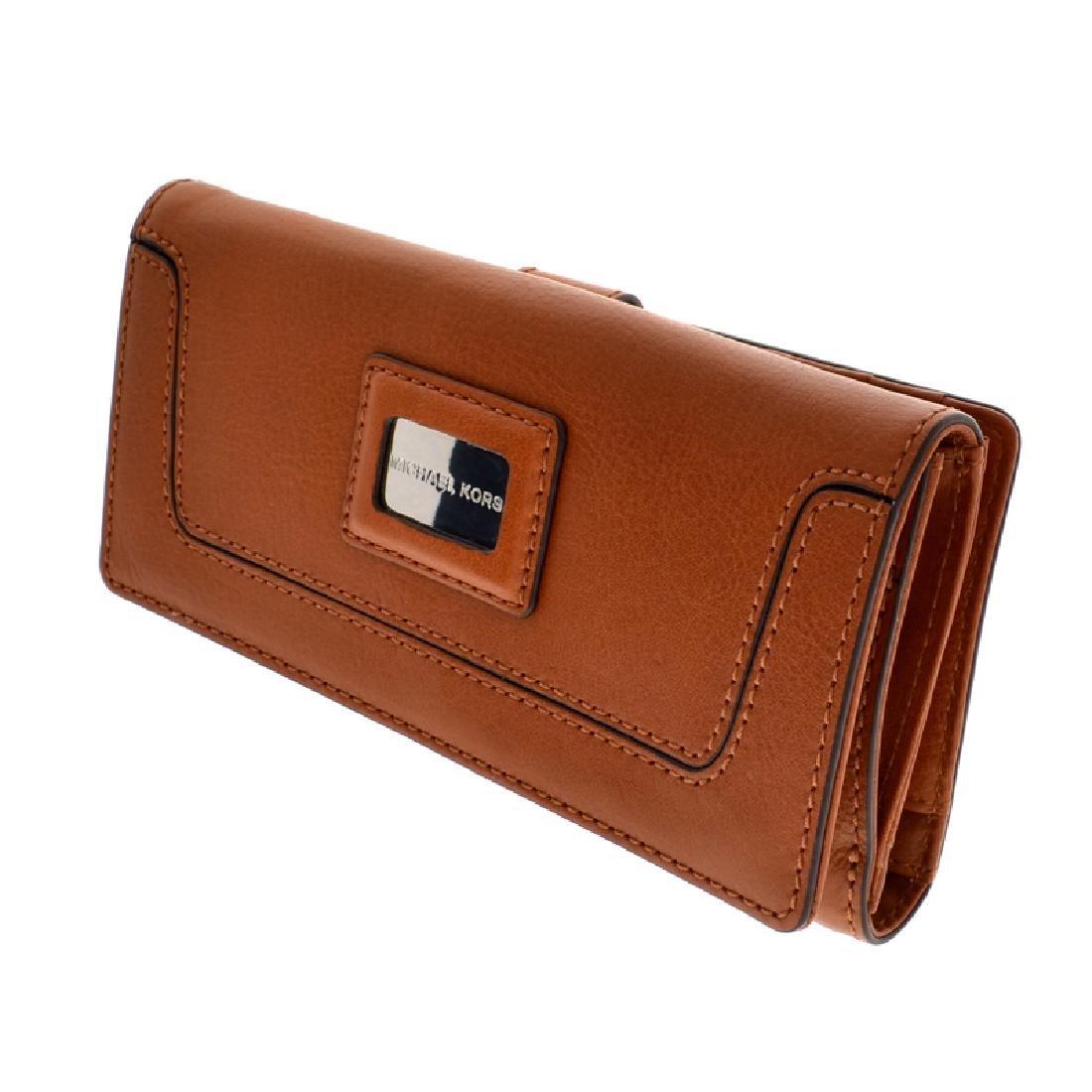 Brand New Michael Kors Brookville Luggage Carryall