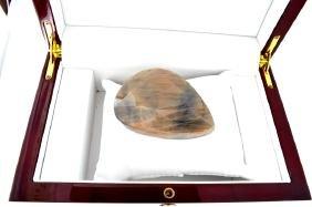 APP: 5k 1,016.00CT Pear Cut Sapphire Gemstone