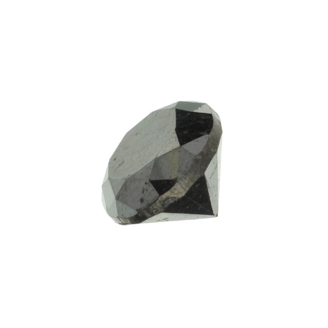 APP: 4.4k Fine Jewelry 16.00CT Round Cut Black Diamond