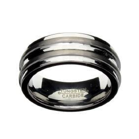 Rare Tungsten Size 7 Ring