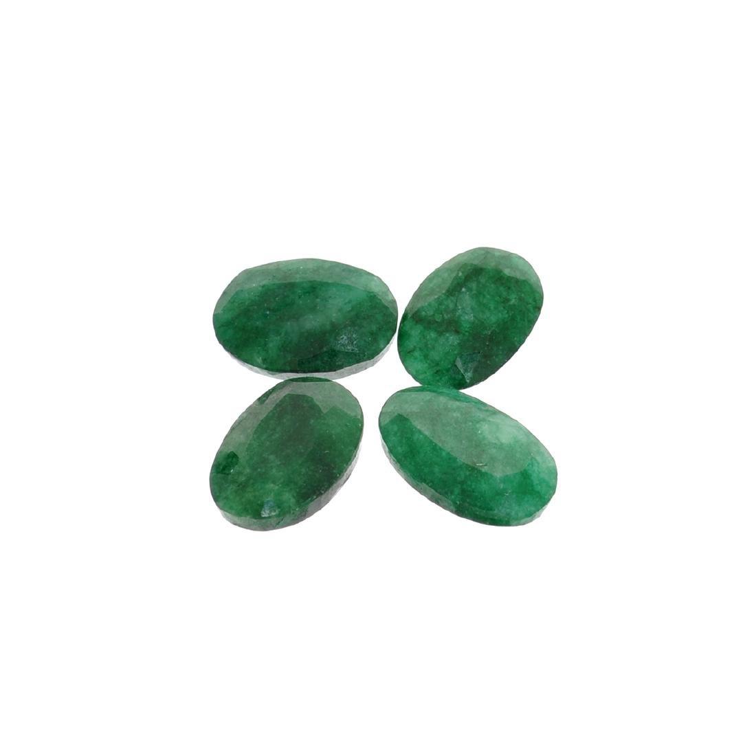APP: 3.9k 51.77CT Green Emerald Parcel