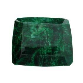 APP: 14k 3,737.50CT Emerald Cut Green Beryl Emerald