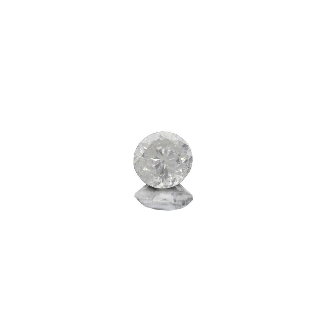 Fine Jewelry GIA Certified 0.17CT Round Brilliant Cut