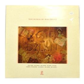 Rare Original Vintage The Songs Of Bob Dylan Album