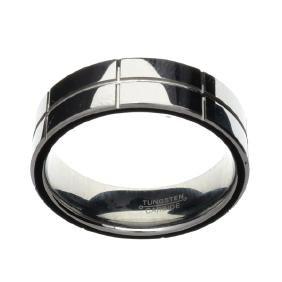 Rare Tungsten Size 9 Ring