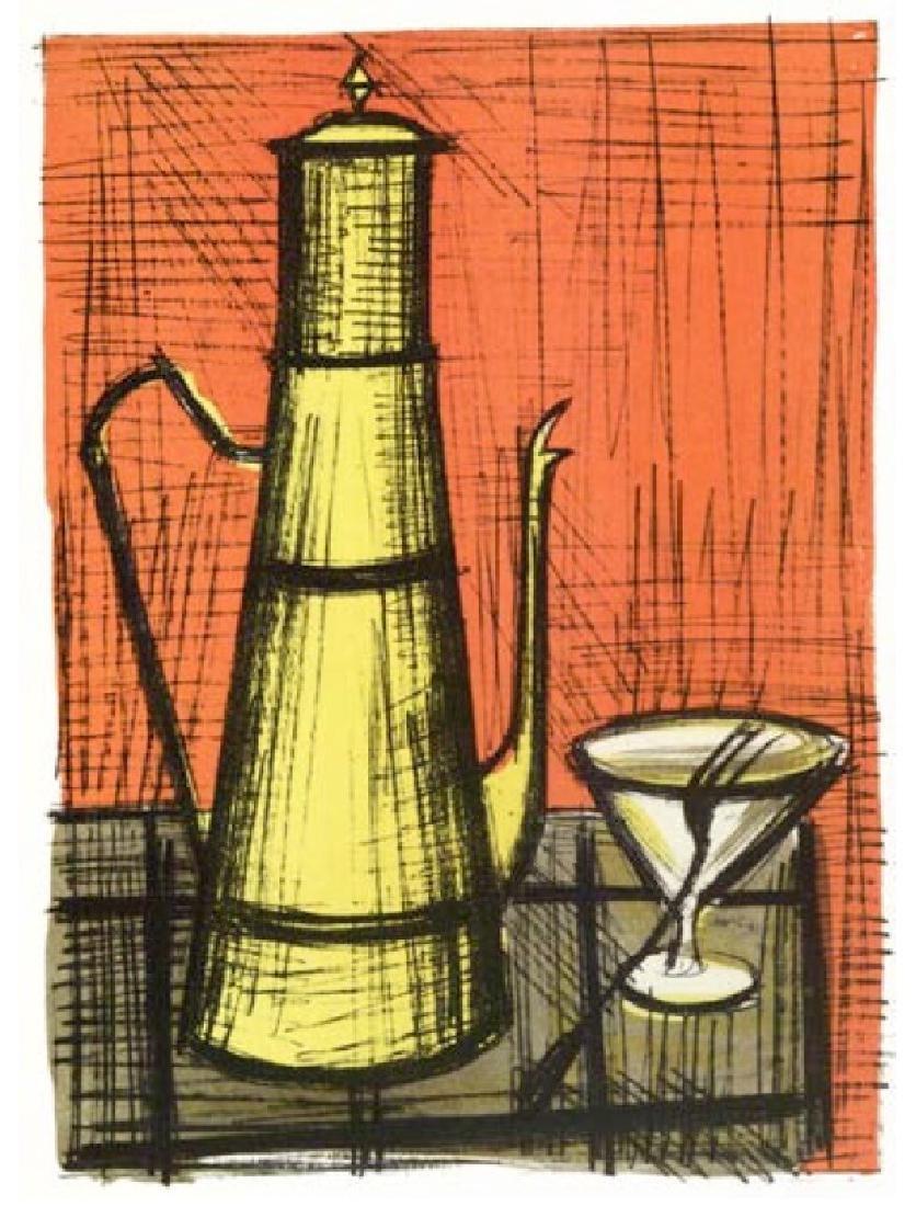 Bernard Buffet Lithograph ''''Douze Aquarelles'''' 12 x
