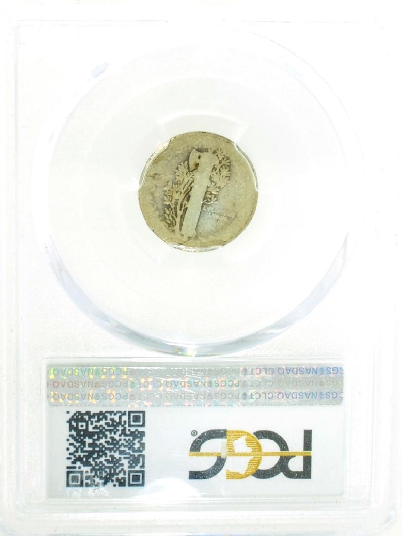 1916-D PCGS FR02 Mercury Dime Coin - 2