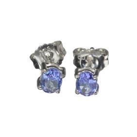 APP: 0.7k Fine Jewelry 0.76CT Oval Cut Tanzanite And