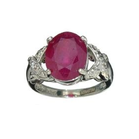 APP: 1.2k Fine Jewelry Designer Sebastian, 6.23CT Ruby