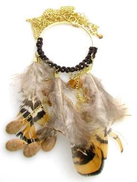 Charlotte Russe Designer Jewelry - Black & Brown