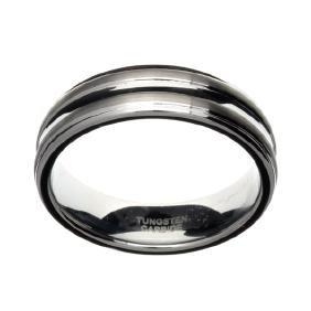 Rare Tungsten Size 11 Ring