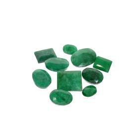 APP: 3.8k 50.95CT Green Emerald Parcel