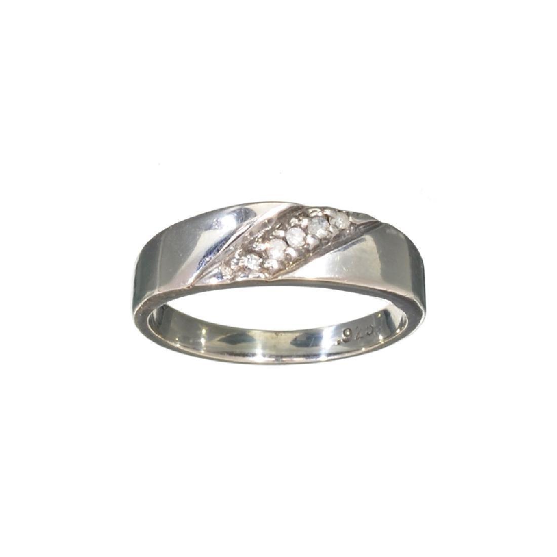 APP: 0.3k Fine Jewelry 0.05CT Single Cut Diamond And