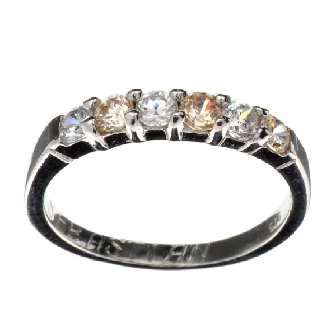 APP: 0.3k Fine Jewelry Designer Sebastian 1.00CT Round