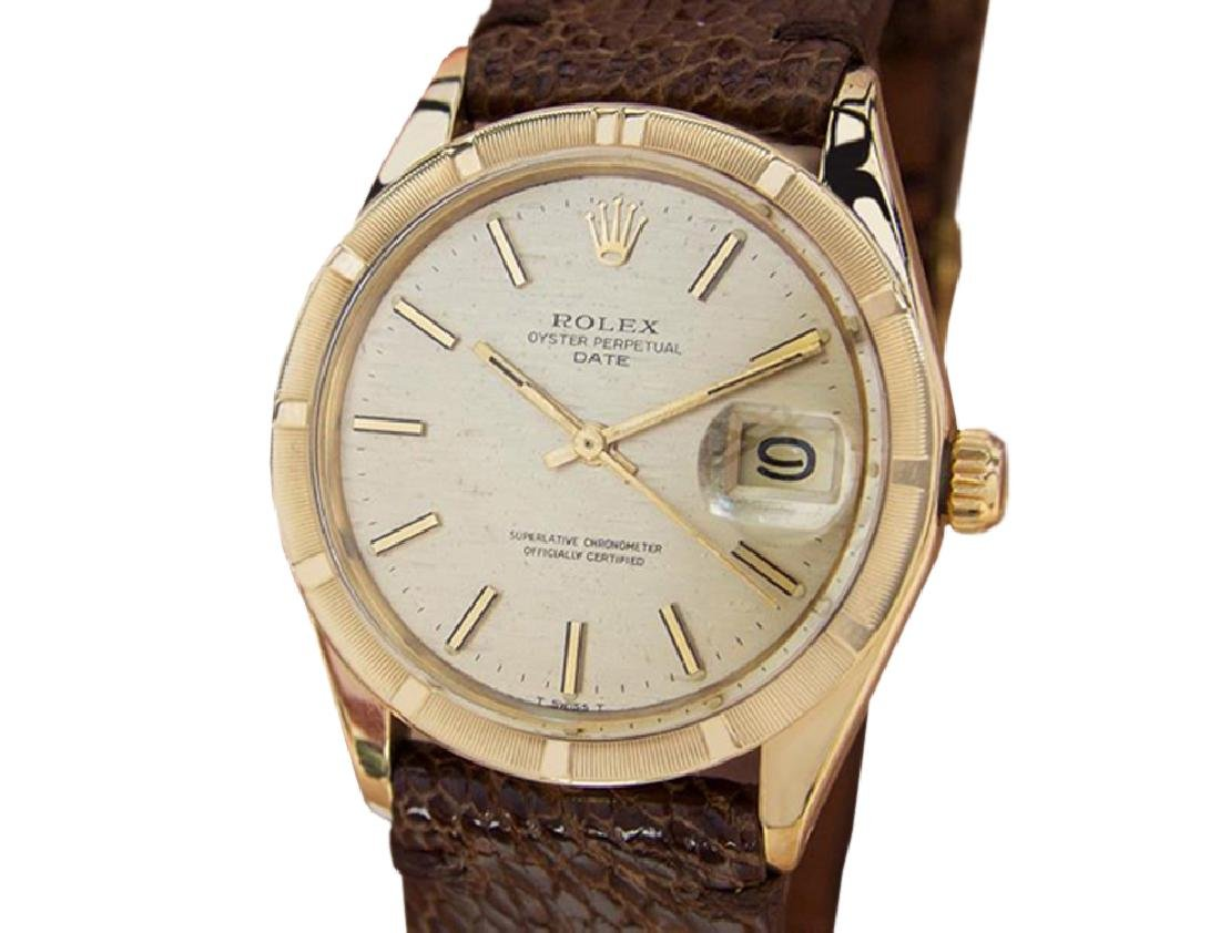 *Vintage Men's Rolex 1501 Oyster Perpetual Made In