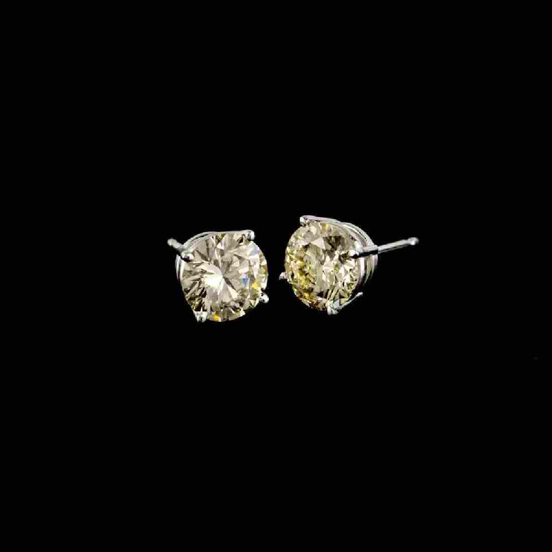 APP: 26.4k *Fine Jewelry 14KT White Gold, 2.63CT Round