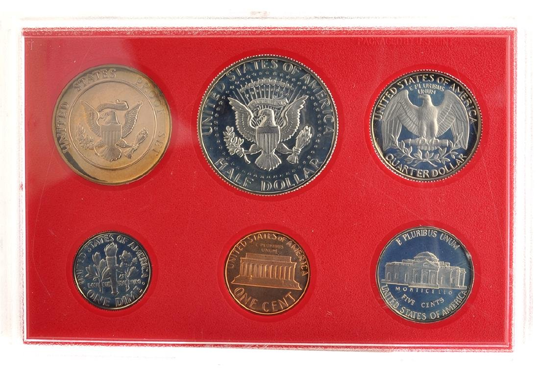 1982 United States Proof Set Coin - 2