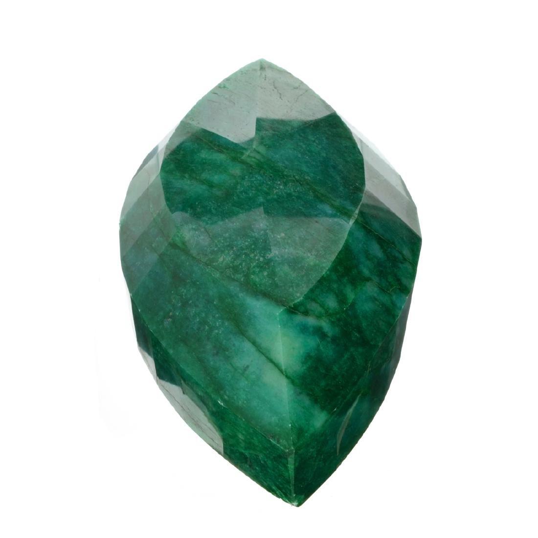 APP: 9.7k 3,220.00CT Marquise Cut Green Beryl Emerald