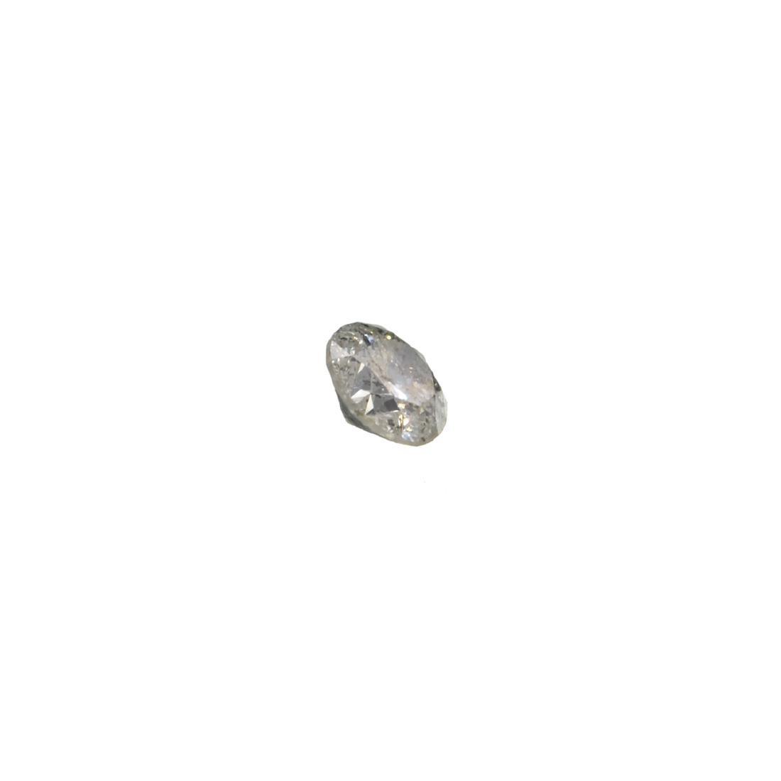 Fine Jewelry GIA Certified 0.37CT Brilliant Round Cut