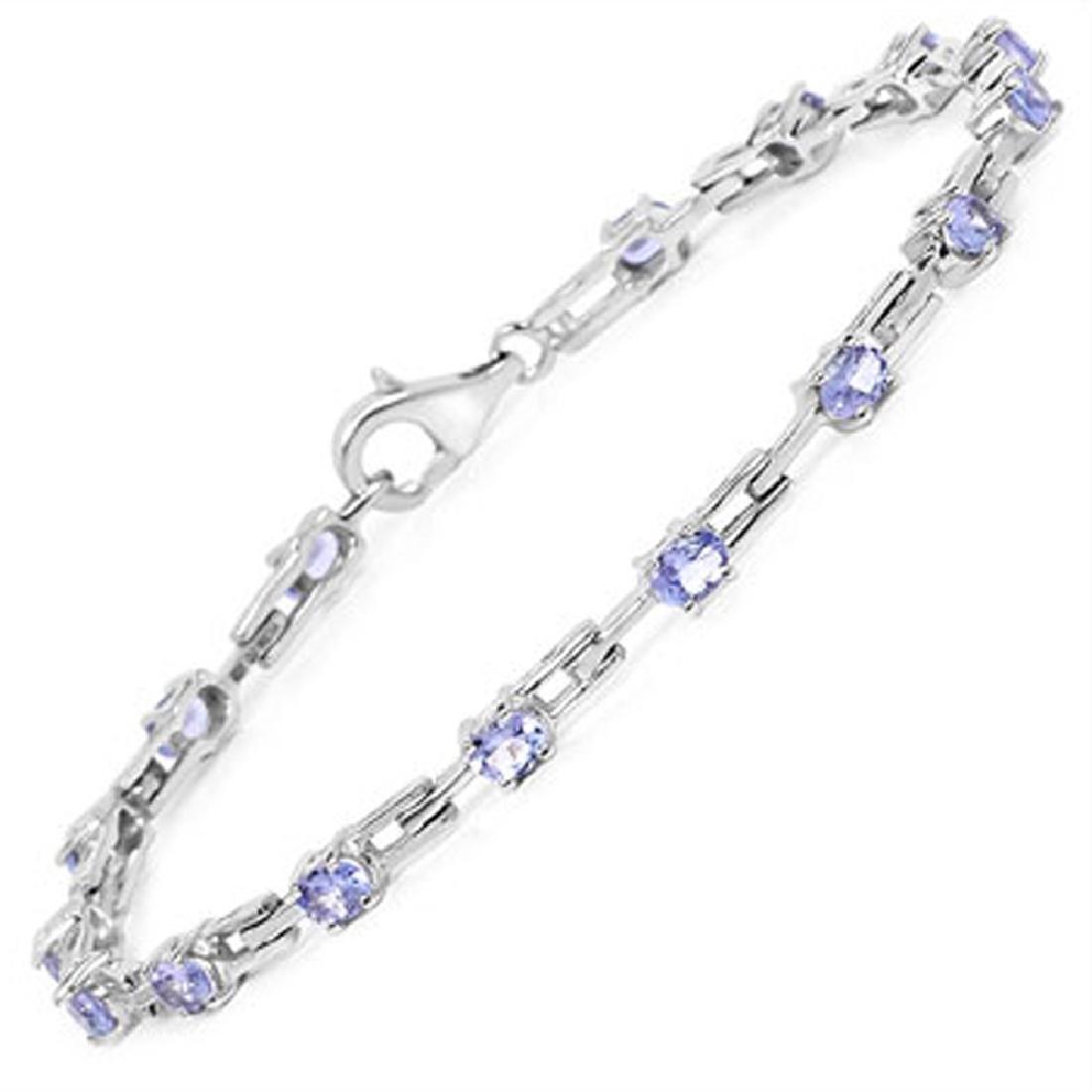 APP: 2.1k Fine Jewelry 2.72CT Oval Cut Tanzanite And