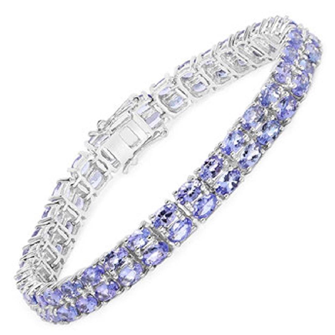 APP: 14.7k Fine Jewelry 16.80CT Oval Cut Tanzanite And