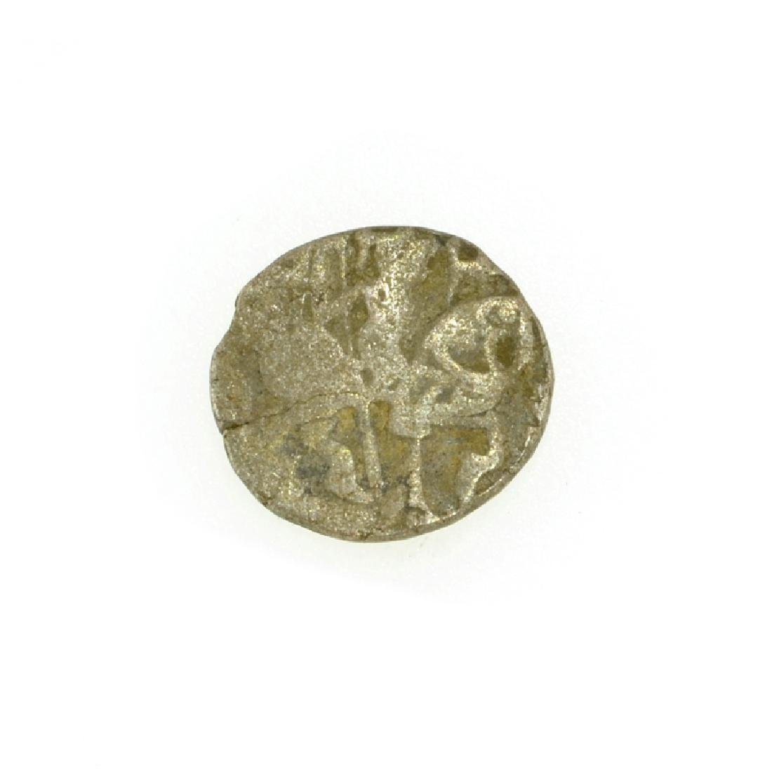 Bull And Horse Jital Circa 300 BC Coin
