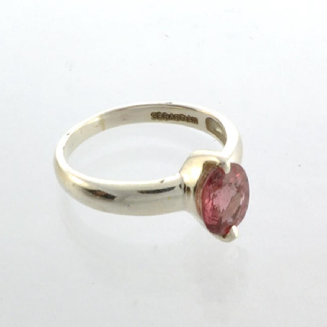 APP: 1k Fine Jewelry Designer Sebastian 1.40CT Oval Cut