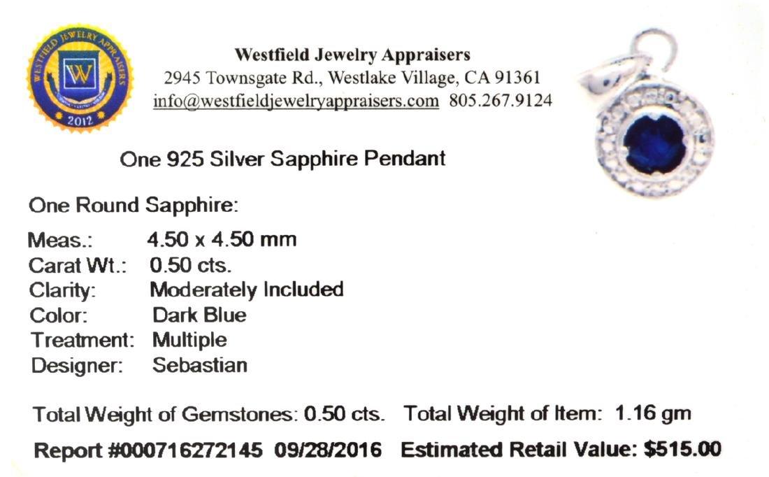 APP: 0.5k Fine Jewelry Designer Sebastian 0.50CT Round - 2