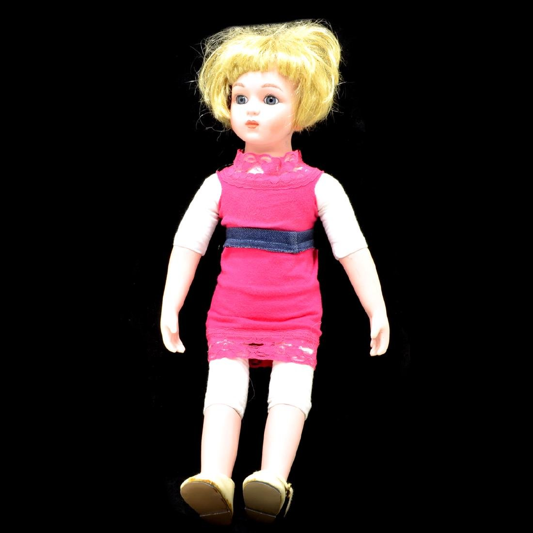 Antique Collectible Doll
