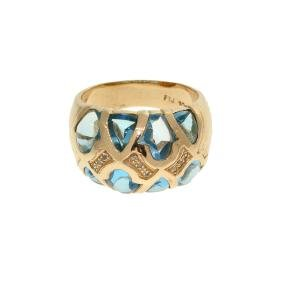 *Fine Jewelry 10 kt. Gold, 36.00CT Exquisite One Of A