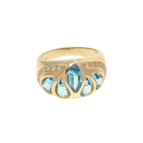 *Fine Jewelry 10 kt. Gold, 37.50CT Exquisite One Of A