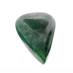 APP: 9.1k 2,285.00CT Pear Cut Cabochon Green Beryl