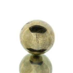 APP: 1k Rare 629.00CT Pear Cut Pyrite Gemstone
