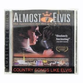 Kingtinued, Almost Elvis, A Tribute To Elvis CDs