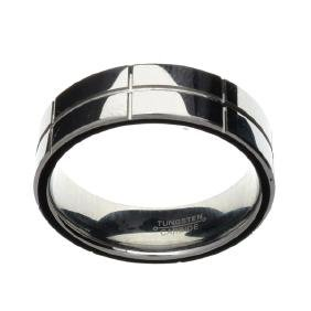 Rare Tungsten Size 11 Ring