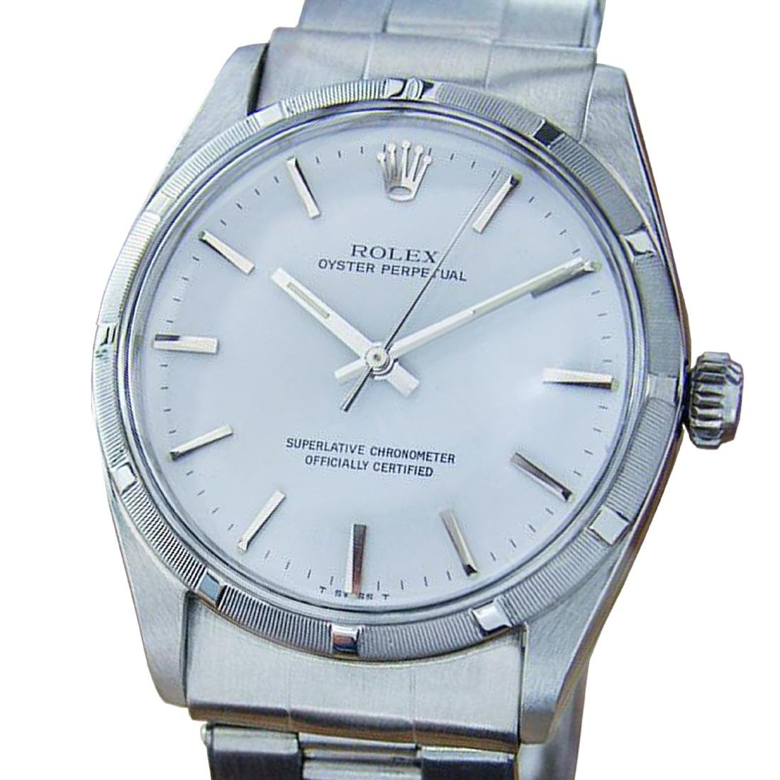 *Rolex Oyster 1003 Stainless Steel Vintage Automatic