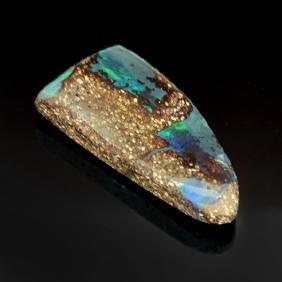 APP: 0.6k 0.72Gm Natural Freeform Boulder Opal Gemstone